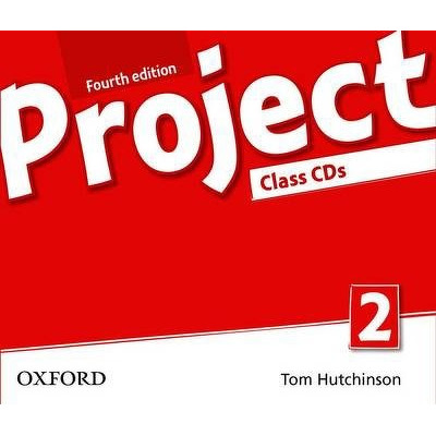 Project Level 2. Class Audio CDs