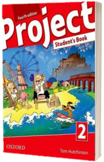 Project Level 2. Students Book