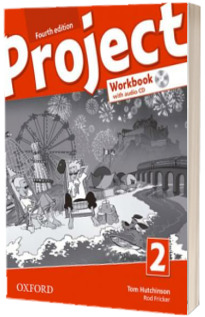 Project Level 2. Workbook with Audio CD and Online Practice