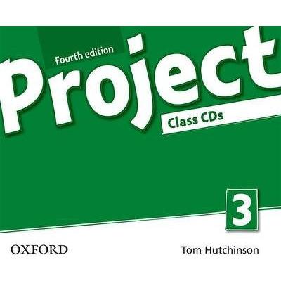 Project Level 3. Class Audio CDs