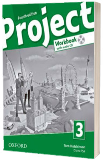 Project Level 3. Workbook with Audio CD and Online Practice