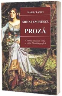 Proza, Mihai Eminescu
