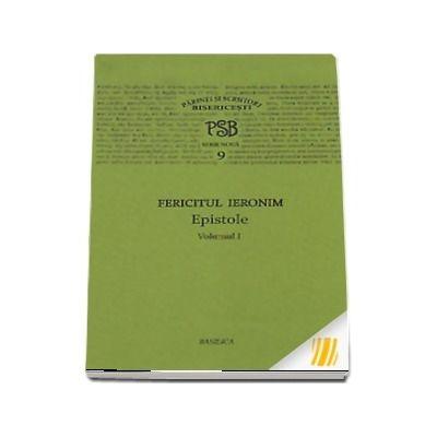 PSB 9 - Fericitul Ieronim - Epistole. Volumul 1