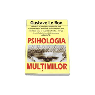 Psihologia multimilor (Gustave le Bon)