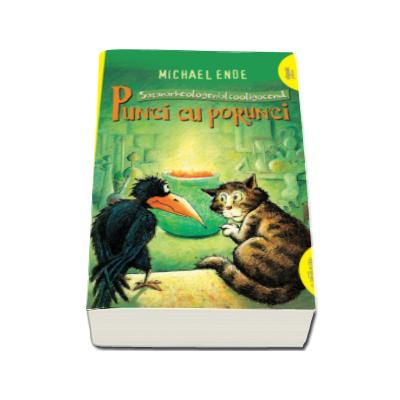 Punci cu porunci - Michael Ende (Editie Paperback)