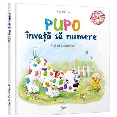 Pupo invata sa numere