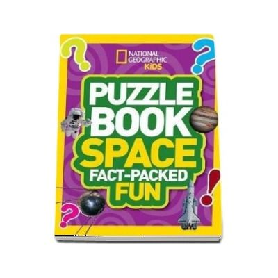 Puzzle Book. Space