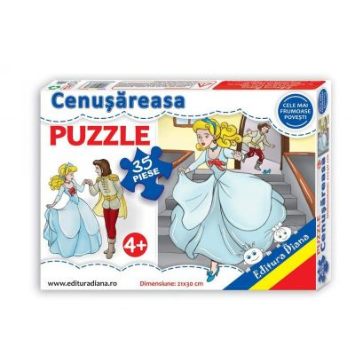 Puzzle, Cenusareasa. 35 de piese