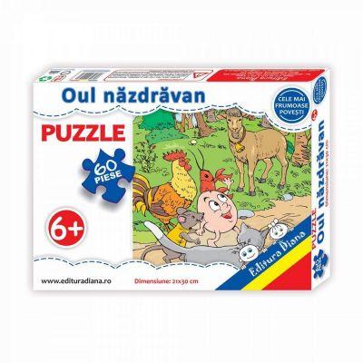 Puzzle, Oul nazdravan. 60 de piese