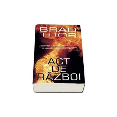 Act de razboi - Brad Thor