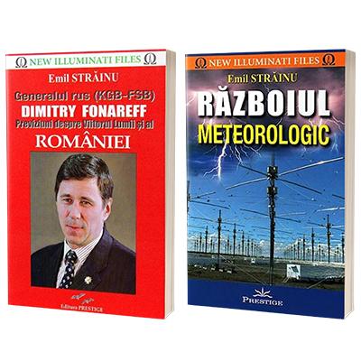Serie de autor Emil Strainu - Generalul rus (KGB - FSB) Dimitry Fonareff si Razboiul meteorologic