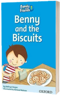 Readers 1. Benny and the Biscuits