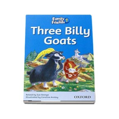 Readers 1. Three Billy Goats