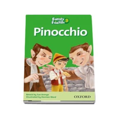 Readers 3. Pinocchio