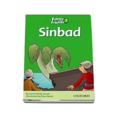 Readers 3. Sinbad