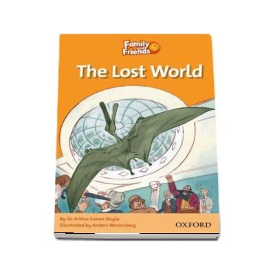 Readers 4. The Lost World