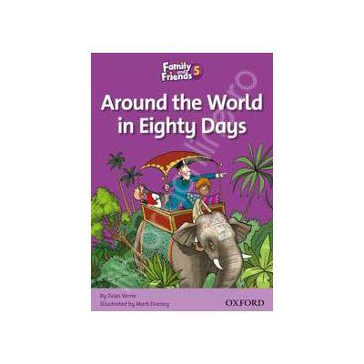 Readers 5. Around the World in Eighty Days