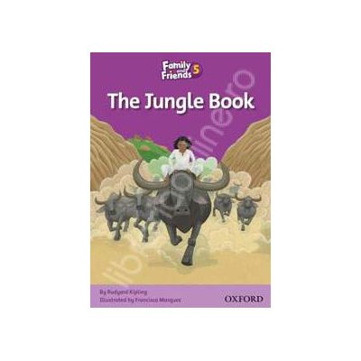 Readers 5. The Jungle Book