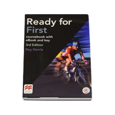 Ready for First, coursebook with eBook and key - Roy Norris (3rd Edition)