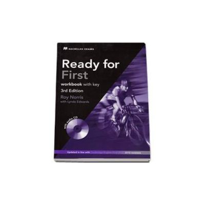 Ready For First. Workbook with key, 3rd Edition (Updated in line with CAE 2015 revisions with audio CD)