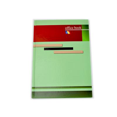 Registru cartonat A4 80 de file 70gr, liniatura matematica