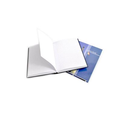 Registru cartonat A5, 192 file, matematica, Arhi Design