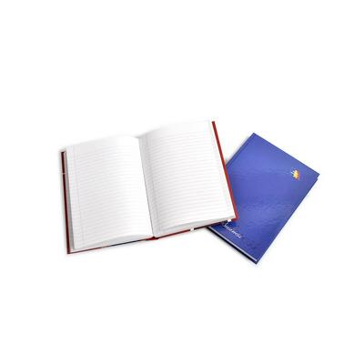 Registru cartonat A5, 192 file, romana, Arhi Design