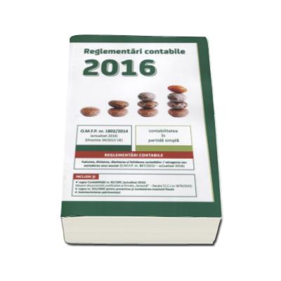 Reglementari contabile - actualizat 2016