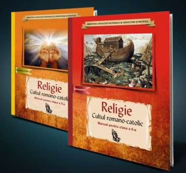Religie, cultul romano-catolic de limba romana. Manual pentru clasa a II-a, semestrul I si semestrul II - Petru Sebastian Tamas (Contine editie digitala)