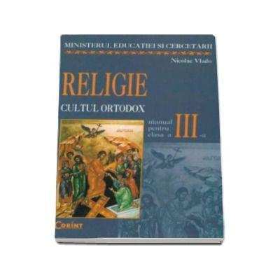 RELIGIE - Manual pentru clasa a III-a