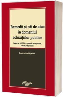 Remedii si cai de atac in domeniul achizitiilor publice