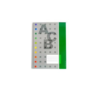 Repertoar A4, coperta cartonata, 192 file, Romana