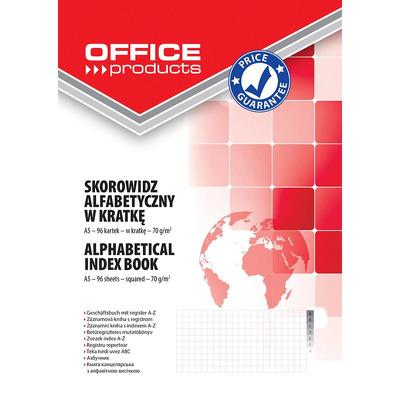 Repertoar A5, 96 file 70g/mp, coperti carton rigid, Office Products - matematica