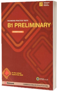 Richmond Practice Tests B1 Preliminary. Students Book