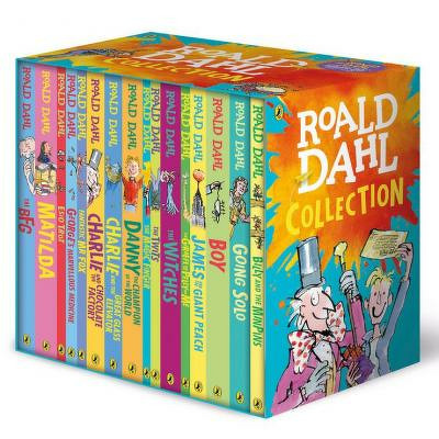 Roald Dahl Collection. 16 Story Collection