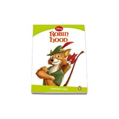 Robin Hood. Penguin Kids level 4 (Retold by Jocelyn Potter)