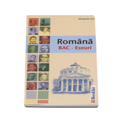 Romana bacalaureat. Eseuri - Editie 2008 (Margareta Onofrei)