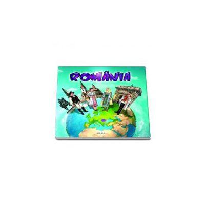 Romania - Mica Enciclopedie cu ilustratii