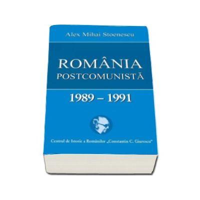 Romania postcomunista 1989-1991