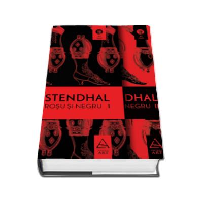 Rosu si negru - Stendhal (Doua volume)