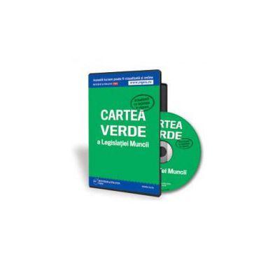 Cartea verde a Legislatiei Muncii - Format CD (Gabriela Dita)
