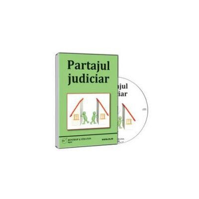 Partajul judiciar- informatii complete - Format CD (Mihaela Trusca)