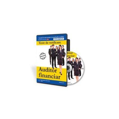 Teste de pregatire pentru examenul de auditor financiar - Format CD