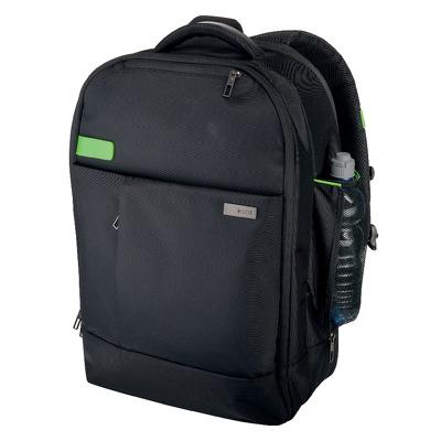 Rucsac LEITZ Complete Smart Traveller, pentru laptop de 17.3 inch, negru