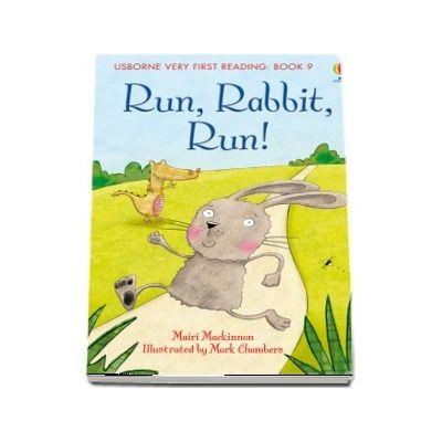 Run, rabbit, run!