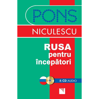 Rusa pentru incepatori  (CD audio)