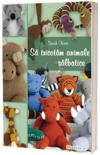 Sa tricotam animale salbatice