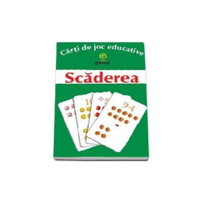 Scaderea (Carti de joc educative)