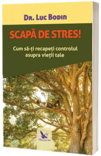 Scapa de stres! Cum sa-ti recapeti controlul asupra vietii tale