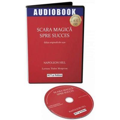 Scara magica spre succes - Audiobook